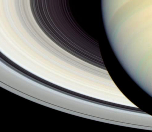 Saturn. Credit: NASA, ESA and E. Karkoschka (University of Arizona). Hubblesite.org