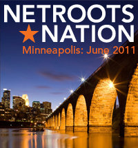 Netroots Nation, Minneapolis, June 2011