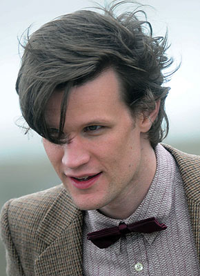 Bow ties are cool. — The Eleventh Doctor